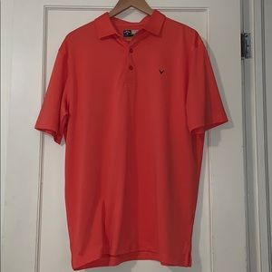 Callaway opti-dri Men's Polo / Golf Tee